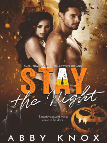 Stay The Night: Small Town Bachelor Romance, #5