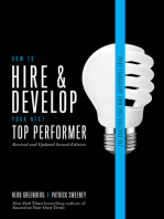 How to Hire and Develop Your Next Top Performer, 2nd edition