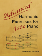 Advanced Harmonic Exercises for Jazz Piano