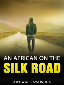 An African on the Silk Road