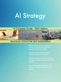 AI Strategy A Complete Guide - 2021 Edition