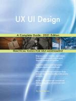 UX UI Design A Complete Guide - 2021 Edition