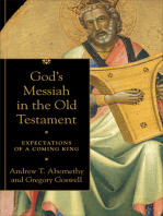 God's Messiah in the Old Testament