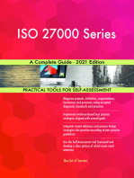 ISO 27000 Series A Complete Guide - 2021 Edition
