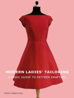 Modern Ladies' Tailoring: A basic guide to pattern drafting
