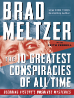 The 10 Greatest Conspiracies of All Time