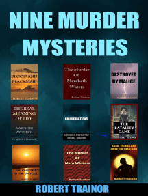 Nine Murder Mysteries