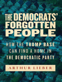 The Democrats' Forgotten People: How the Trump Base Can Find A Home in the Democratic Party