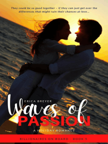 Waves of Passion: Billionaires on Board, #5