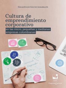Cultura de emprendimiento corporativo en las micro, pequeñas y medianas empresas colombianas