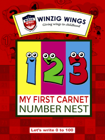 My First Carnet - Number Nest