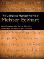 The Complete Work of Meister Eckhart