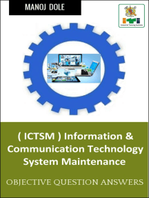 Information and Communication Technology System Maintenance