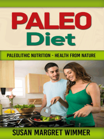Paleo Diet: Paleolithic Nutrition  - Health from Nature