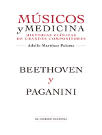 Beethoven y Paganini
