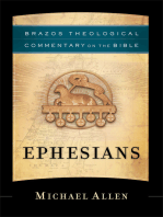 Ephesians (Brazos Theological Commentary on the Bible)