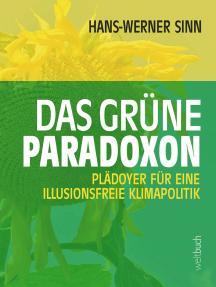 Das grüne Paradoxon: Plädoyer für eine illusionsfreie Klimapolitik