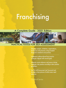 Franchising A Complete Guide - 2021 Edition