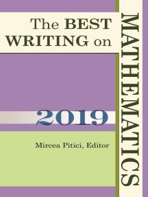 The Best Writing on Mathematics 2019