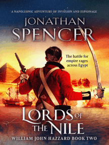 Lords of the Nile: An epic Napoleonic adventure of invasion and espionage