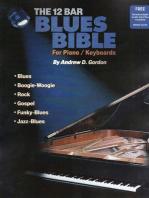 12 Bar Blues Bible for Piano/Keyboards