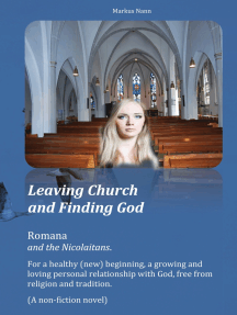 Leaving Church and Finding God: Romana and the Nicolaitans