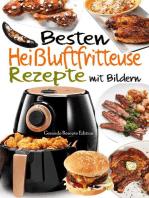 Besten Heißluftfritteuse Rezepte mit Bildern