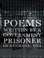 Poems Written by a Government Prisoner in Georgia, USA