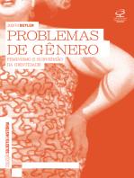 Problemas de gênero: Feminismo e subversão da identidade
