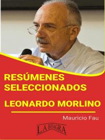 Resúmenes Seleccionados: Leonardo Morlino: RESÚMENES SELECCIONADOS