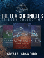 The Lex Chronicles Trilogy E-book Collection