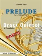 Prelude (Rigoletto) - Brass Quintet - parts