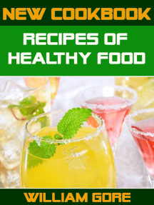 Recipes of Healthy Food