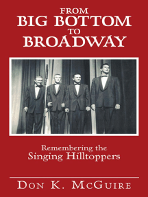 From Big Bottom to Broadway: Remembering the Singing Hilltoppers