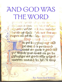 And God Was the Word