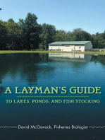 A Layman's Guide to Lakes, Ponds, and Fish Stocking