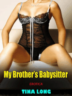 My Brother's Babysitter (Erotica)
