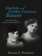 Marion and Emilie Frances Bauer