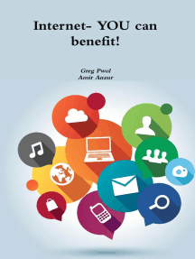 Internet - YOU Can Benefit!