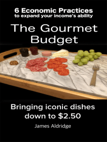 6 Practices to Expand Your Financial Ability the Gourmet Budget - Iconic Dishes for Only $2.50