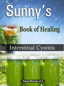 Sunny's Book of Healing Interstitial Cystitis