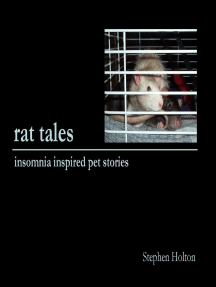 Rat Tales: Insomnia Inspired Pet Stories