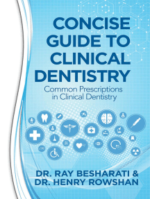 Concise Guide to Clinical Dentistry: Common Prescriptions In Clinical Dentistry