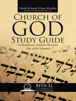 Church of God Study Guide