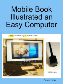 Mobile Book Illustrated an Easy Computer
