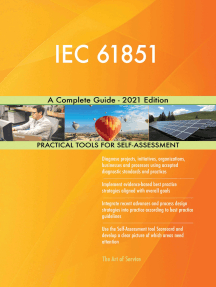 IEC 61851 A Complete Guide - 2021 Edition