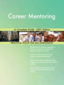 Career Mentoring A Complete Guide - 2021 Edition