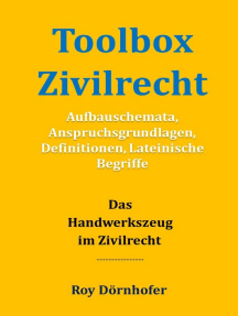 Toolbox Zivilrecht