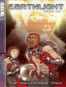 Earthlight manga volume 2