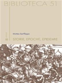 Storie, epoche, epidemie
